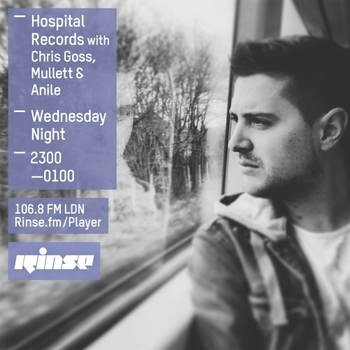 Rinse Fm Podcast - Hospital Records w/ Anile - 22 July 2015