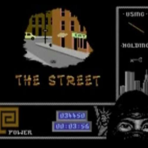 Matt Gray - Last Ninja 2 - The Street Loader Preview