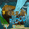 The Great Flood | Noah's Ark -  a childrens' bible story (Part 1)