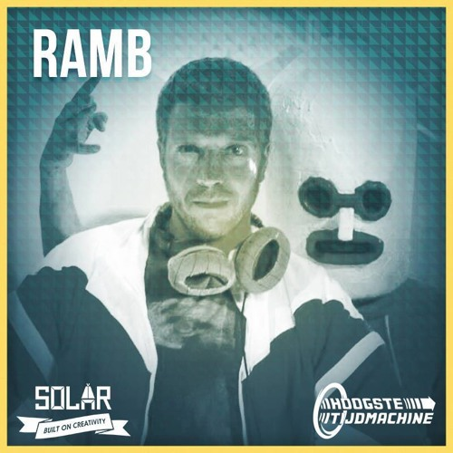Ramb Solar 2015 Hoogste Tijdmachine Pre Party Mixtape