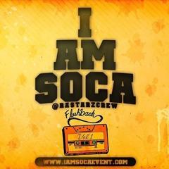 Rastarz Promo - I Am Soca Flashback Vol 1