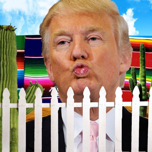 White Picket Fences (Donald Trump) ft. Dorian Grusoe PROD by Double Lyfe