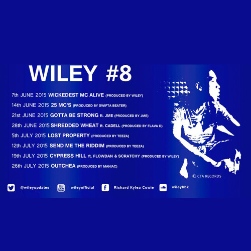Wiley - #8 EP