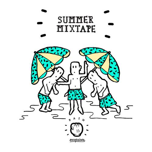 Pain Surprises Summer Mixtape