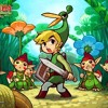 (GBA) The Minish Cap - Game Over
