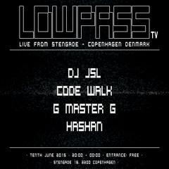 Lowpass TV #011 DJ JSL