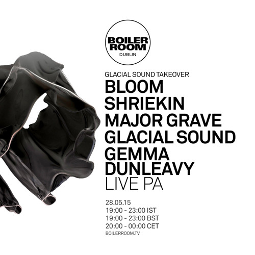 Glacial Sound Boiler Room Dublin DJ Set by BOILER ROOM playlists on ...
