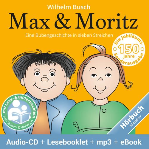 Max und Moritz - Kinderhörbuch -DEMO