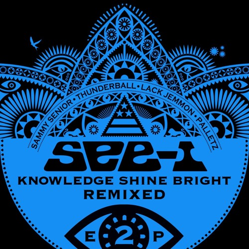 Knowledge Shine Bright Remixed EP 2
