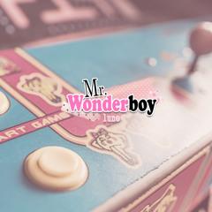 Mr. Wonder boy
