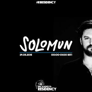 Solomun BBC Radio 1 residency May 2015