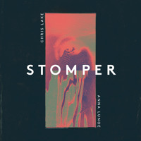 Chris Lake & Anna Lunoe Stomper Artwork