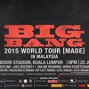 [AUDIO] 150724 TAEYANG - Eyes, Nose, Lips @ BIGBANG 2015 WORLD TOUR MADE IN MALAYSIA
