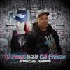 DJ Xena b2b DJ Freeze - Freestyle Madness