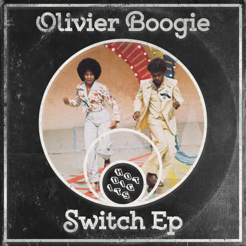 HOTDIGIT014 Olivier Boogie - Funky Tropical (Preview)
