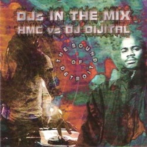 DJs In The Mix DJ Dijital VS HMC/ Australia