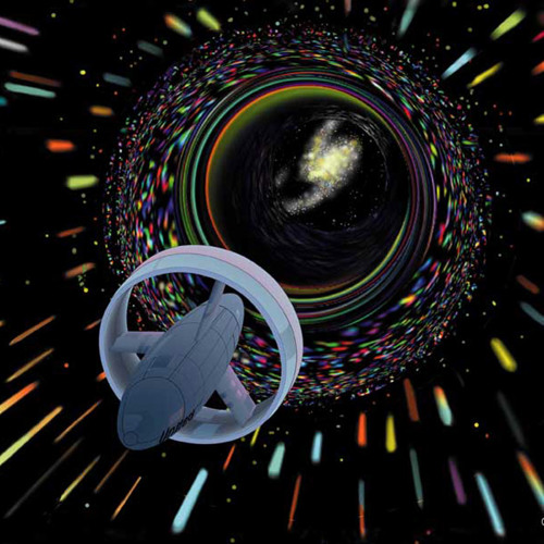 Music To Warp Spacetime By