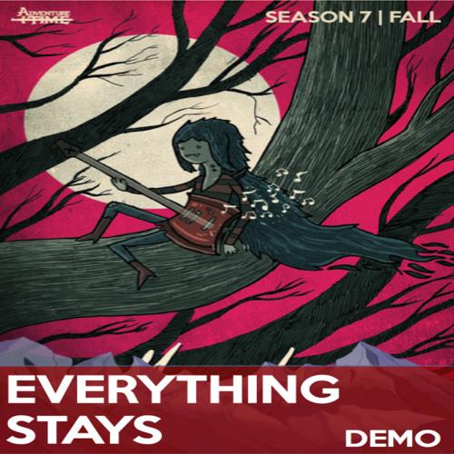 Rebecca Sugar - Everything Stays DEMO (feat. Olivia Olson) Chords - Chordify