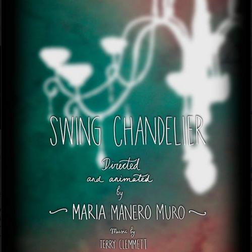 Swing Chandalier by TR Clemmett