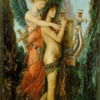 Sophia-Alegoria (kiss of the muse)