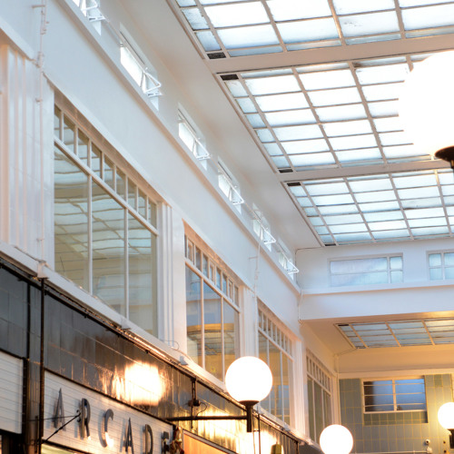 The Grand Arcade: Creativity and Regeneration by Zoe Hendon (Modulations S1Ep10)