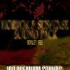 Horror & Suspense Sound Pack Samples