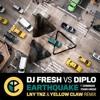 DJ Fresh Vs Diplo - Earthquake (LNY TNZ & Yellow Claw Remix) [Hardstyle   Trap]