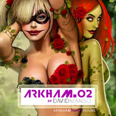 Arkham 02 By David Manso