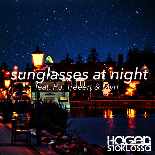 Sunglasses At Night (feat. P.J. Treeert & Myri) [Cover]