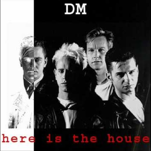 DEPECHE MODE - HERE IS THE  HOUSE (CRISTIAN MANOLO Golden Remix)