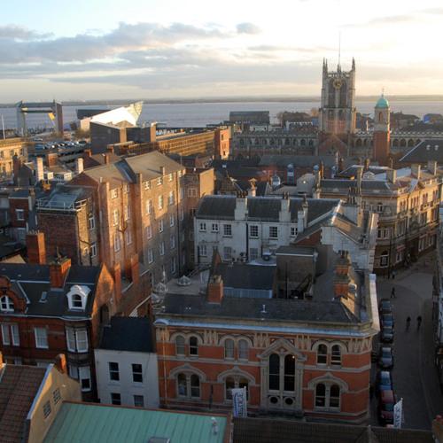 City To City - Hull