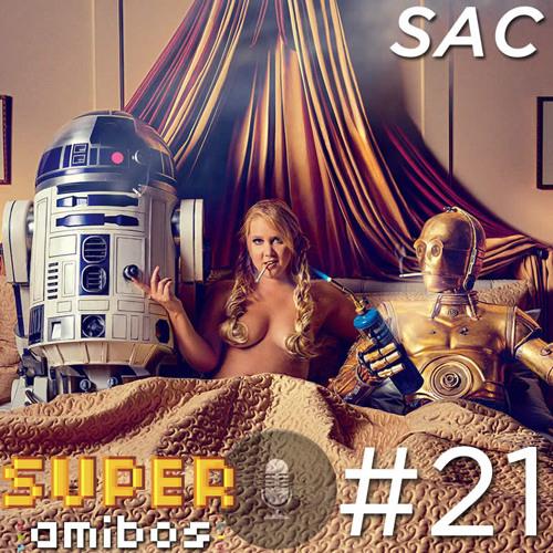 SAC 21 - Xena, brilha muito no Corinthians (com Caio Corraini)