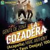 Marc Anthony Ft Gente De Zona - La Gozadera (Acapella)  [The Zeus Deejay] 100