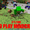 It's Time To Play Minecraft - Minecraft Song
