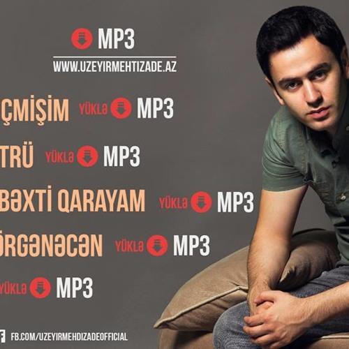 Uzeyir Mehdizade Onsuzda Bexti Qarayam 2015 Yeni Albom By My