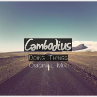 Cambodius - Doing Things Artwork