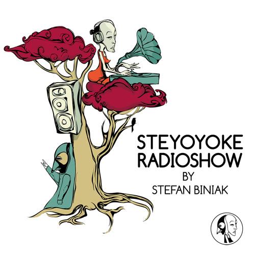 Steyoyoke Radioshow #025 by Stefan Biniak