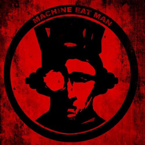 Machine Eat Man-Warning