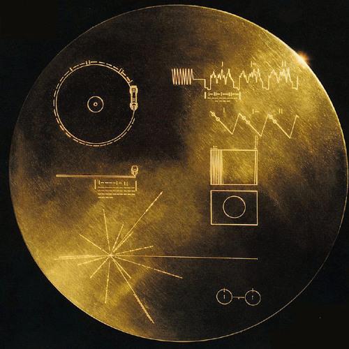 NASA Golden Record