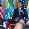 President Obama visits Ethiopia