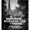 Michael Head - A Summer Evening of Music at The Old Church, Stoke Newington, London - 22 July 2015