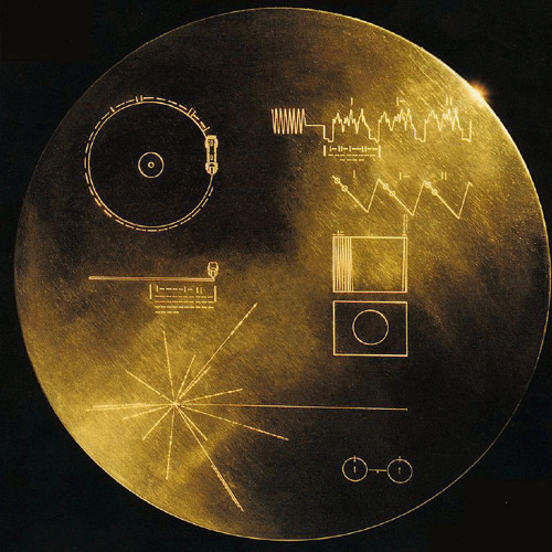 Golden Record: Greetings to the Universe
