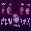 Keith Ape Ft. ASAP Ferg, Waka Flocka, Father & Dumbfoundead - It G Ma(Remix)