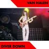 EVH talks Diver Down 7/30/1982