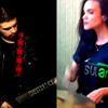 Back In Black (AC/DC) - Gabi Cassaro & Reasong (Look Youtube)
