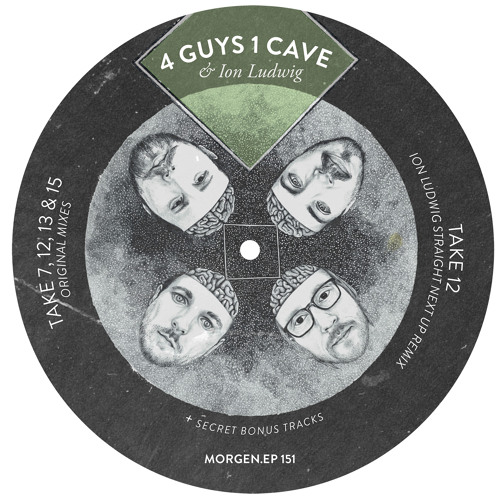 morgen.ep 151 | 4 GUYS 1 CAVE & Ion Ludwig