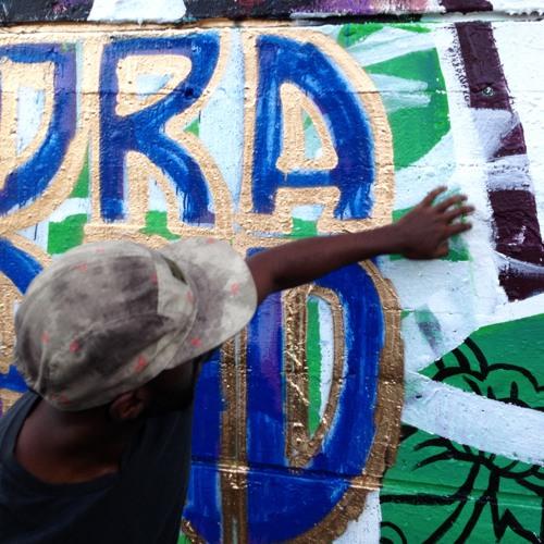 Sandra Bland tech wall graffiti tribute interview