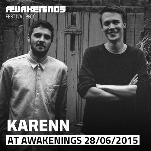 Karenn (Blawan & Pariah) @ Awakenings Festival 2015 Day Two