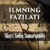 Ilm Talab Qilish 02 (Shayx Sodiq Samarqandiy) mp3