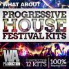 W. A. Production - What About Progressive House Festival Kit
